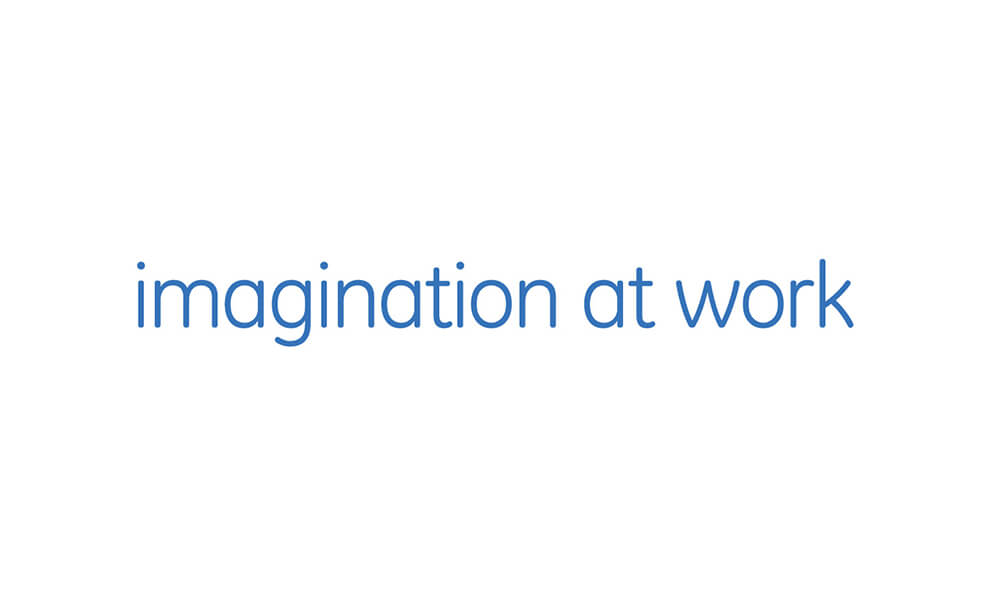 Image of GE slogan
