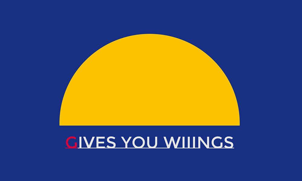 Image of Red Bull slogan