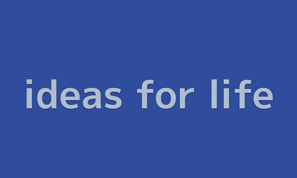 Image of Panasonic slogan
