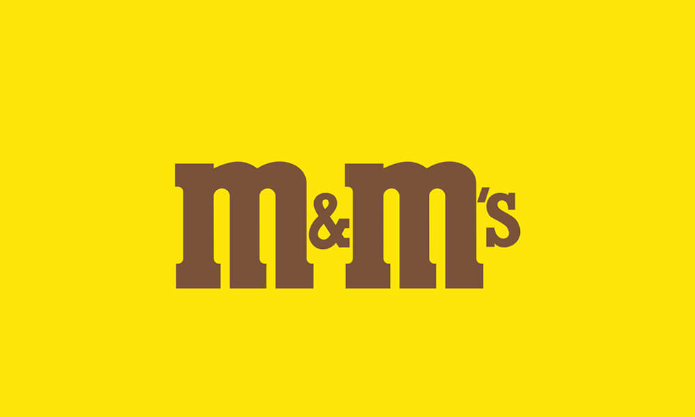 Image of M&M's brand