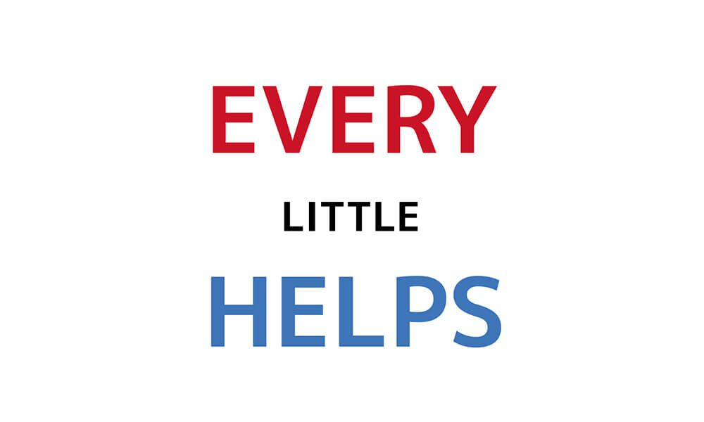Image of Tesco slogan